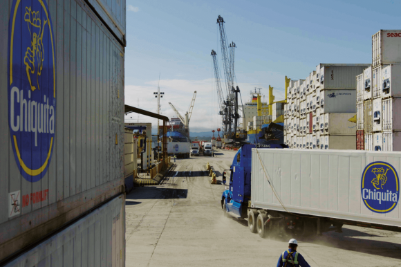 Logistics and transportation Chiquita
