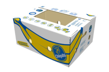 Chiquita Boxes Conventional Bananas