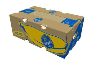Chiquita Boxes Babys Bananas