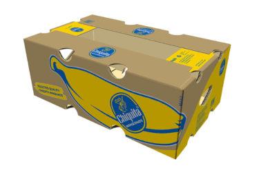 Chiquita Boxes Manzanos Bananas