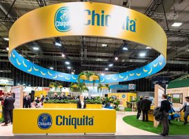 Fruit Logistica Chiquita Booth