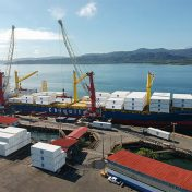 Chiquita invests in infrastructure and equipment in Puerto Almirante