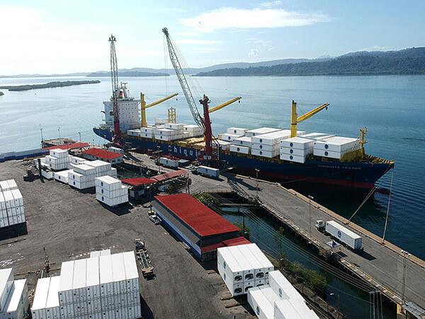 Chiquita Almirante Port