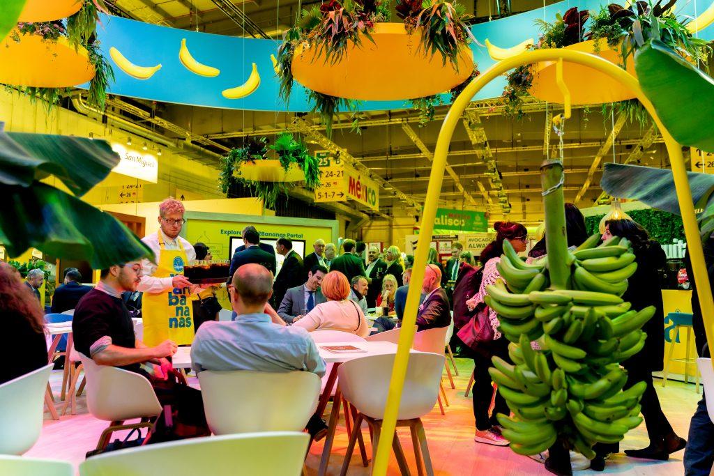 Chiquita banana Fruit Logistica