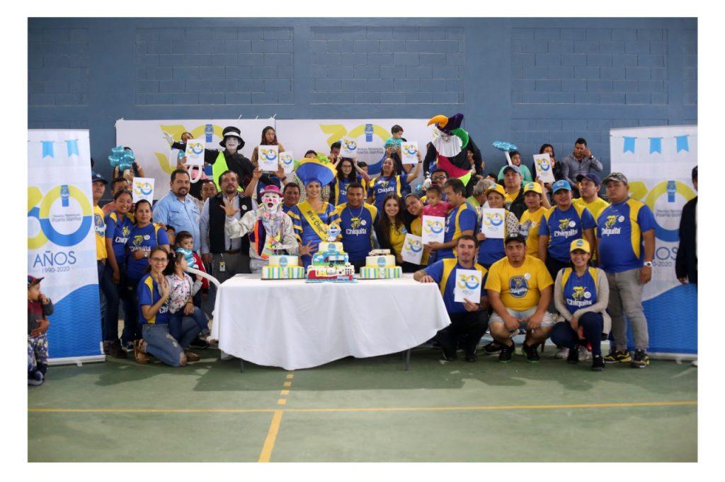 Chiquita Celebration in Puerto Barrios