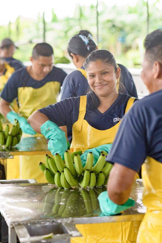 Chiquita worker