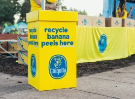 Chiquita Reinforces Committment to Better Environmental Practices Ahead of Earth Day