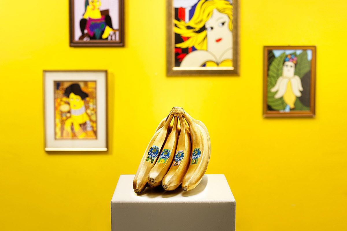 Un-peel a Chiquita masterpiece!