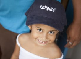 Chiquita celebrates World Children's Day