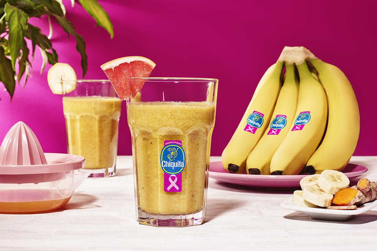 Grapefruit-Ginger-Chiquita-Banana-Smoothie